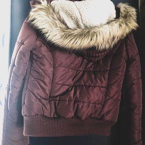 American Eagle Puffer Coat
